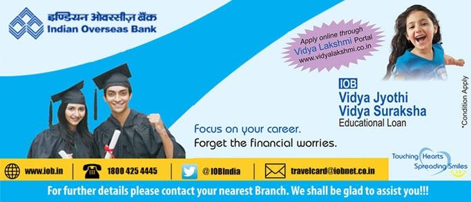 indian overseas bank login page