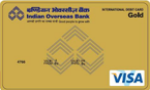IOB Gold Card