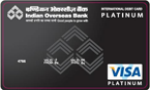 IOB Platinum Card